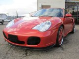 2003 Porsche 911 Turbo Coupe Data, Info and Specs