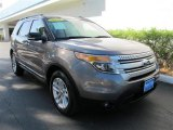 2011 Sterling Grey Metallic Ford Explorer XLT #58664158