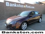2012 Bordeaux Reserve Metallic Ford Fusion SE #58664136