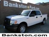 2011 Oxford White Ford F150 XL SuperCrew #58664128