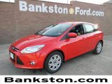 2012 Race Red Ford Focus SE 5-Door #58684026