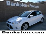 2012 Oxford White Ford Focus SE 5-Door #58684025