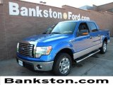 2011 Blue Flame Metallic Ford F150 XLT SuperCrew #58683986