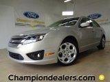 2010 Smokestone Metallic Ford Fusion SE V6 #58684222