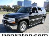 2004 Black Chevrolet Tahoe LS #58683966