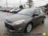 2012 Sterling Grey Metallic Ford Focus SE 5-Door #58684083