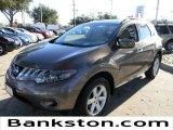 2009 Tinted Bronze Metallic Nissan Murano S AWD #58683928