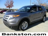 2011 Sterling Grey Metallic Ford Explorer XLT #58684052