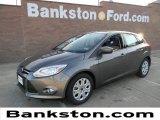 2012 Sterling Grey Metallic Ford Focus SE 5-Door #58684033