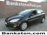 2012 Tuxedo Black Metallic Ford Focus SE 5-Door #58684029