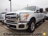 2012 Oxford White Ford F250 Super Duty XLT Crew Cab #58684170