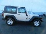 2007 Jeep Wrangler Light Graystone Pearl
