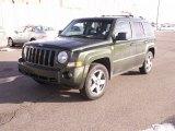 2007 Jeep Green Metallic Jeep Patriot Sport 4x4 #58700899