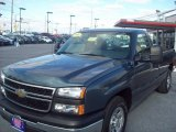 2006 Blue Granite Metallic Chevrolet Silverado 1500 LS Regular Cab #58700893