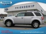 2009 Brilliant Silver Metallic Ford Escape Limited V6 4WD #58700766