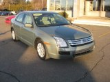 2009 Moss Green Metallic Ford Fusion SE #58700876