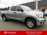 2010 Slate Gray Metallic Toyota Tundra Double Cab 4x4 #58700988