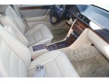 1991 Mercedes-Benz E Class Interiors