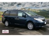 2012 South Pacific Pearl Toyota Sienna LE AWD #58700704