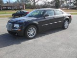 2008 Brilliant Black Crystal Pearl Chrysler 300 Limited #58700959