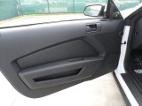 2012 Ford Mustang GT Coupe Door Panel