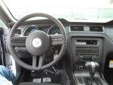 2012 Ford Mustang GT Coupe Dashboard