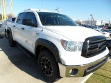 2012 Super White Toyota Tundra T-Force 2.0 Limited Edition CrewMax #58724782