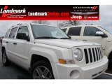 2007 Stone White Jeep Patriot Limited #58724748
