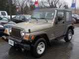 2006 Light Khaki Metallic Jeep Wrangler SE 4x4 #58725027