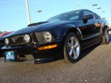 2007 Black Ford Mustang GT/CS California Special Coupe #58724657