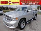 2009 Bright Silver Metallic Dodge Ram 1500 Sport Regular Cab 4x4 #58724984