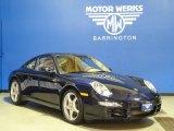 2008 Midnight Blue Metallic Porsche 911 Carrera Coupe #58724604
