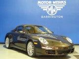 2008 Macadamia Metallic Porsche 911 Carrera 4S Cabriolet #58724594