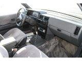 1993 Nissan Pathfinder Interiors