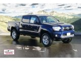 2012 Nautical Blue Metallic Toyota Tacoma V6 TRD Sport Double Cab 4x4 #58724549