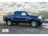 2012 Nautical Blue Metallic Toyota Tacoma V6 TRD Sport Double Cab 4x4 #58724548