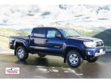 2012 Nautical Blue Metallic Toyota Tacoma V6 TRD Double Cab 4x4 #58724546