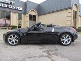 2004 Super Black Nissan 350Z Touring Roadster #58724902