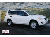 2011 Super White Toyota RAV4 I4 4WD #58724540