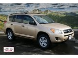 2011 Sandy Beach Metallic Toyota RAV4 I4 4WD #58724539