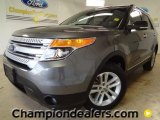 2011 Sterling Grey Metallic Ford Explorer XLT 4WD #58782539
