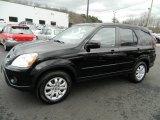 2006 Nighthawk Black Pearl Honda CR-V SE 4WD #58783255