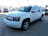 2011 Summit White Chevrolet Suburban LT #58782888