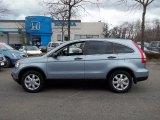 2009 Glacier Blue Metallic Honda CR-V EX 4WD #58783232