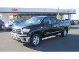 2010 Black Toyota Tundra SR5 Double Cab #58782859