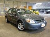 2007 Blue Granite Metallic Chevrolet Cobalt LS Sedan #58782493