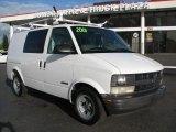 2001 Ivory White Chevrolet Astro Commercial Van #58783196