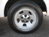 2001 Chevrolet Astro Commercial Van Wheel