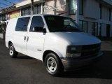 2001 Ivory White Chevrolet Astro Commercial Van #58783195