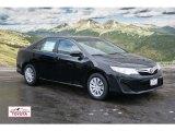 2012 Attitude Black Metallic Toyota Camry LE #58782463